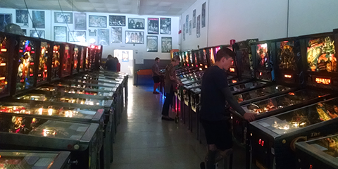 Coin Operated Gaming Hall Of Fame And Museum